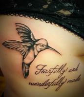 Tattoo by Roman at Black Cloud Tattoo Charlotte North Carolina