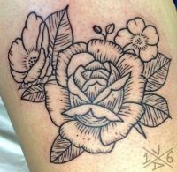 Tattoo by Jessie from Black Cloud Tattoo Charlotte North Carolina