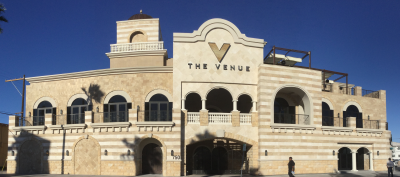 VENUE OF VEGAS