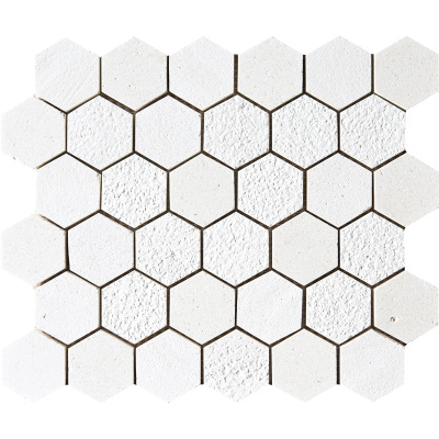 BINET TEXTURED HEXAGON