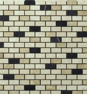 CHICAGO BRICK MOSAIC HONED