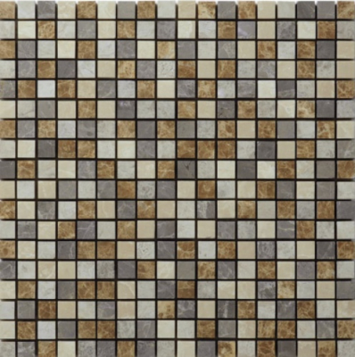 NEW ORLEANS MOSAIC HONED