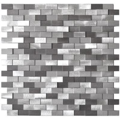 Iron Grey Aluminum Brick