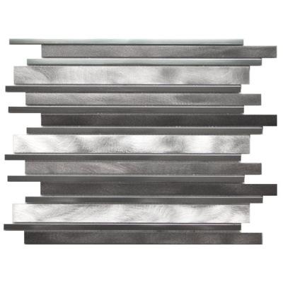 Riffs Aluminum Random Linear