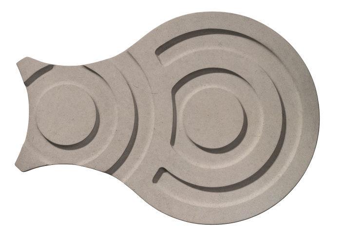 Ring Fish Natural Gray