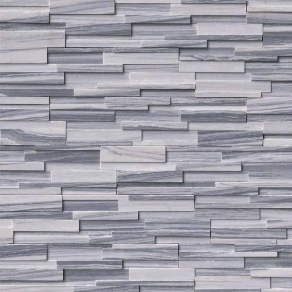 ALASKA GRAY MARBLE 3D HONED