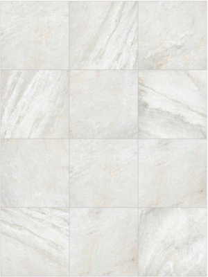 QUARTZITE CRYSTAL WHITE