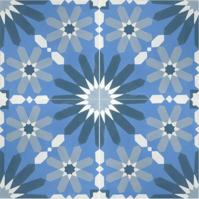 INDOCHINE CEMENT TILE
