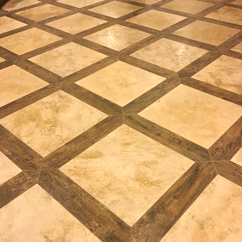 Stone and Porcelain for Floors - Venue of Vegas