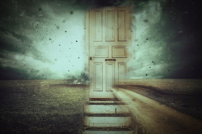 Remodeling Life ~ The Pocket Door and Other Disagreements