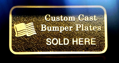 CAST AND ALUMINUM SIGNS