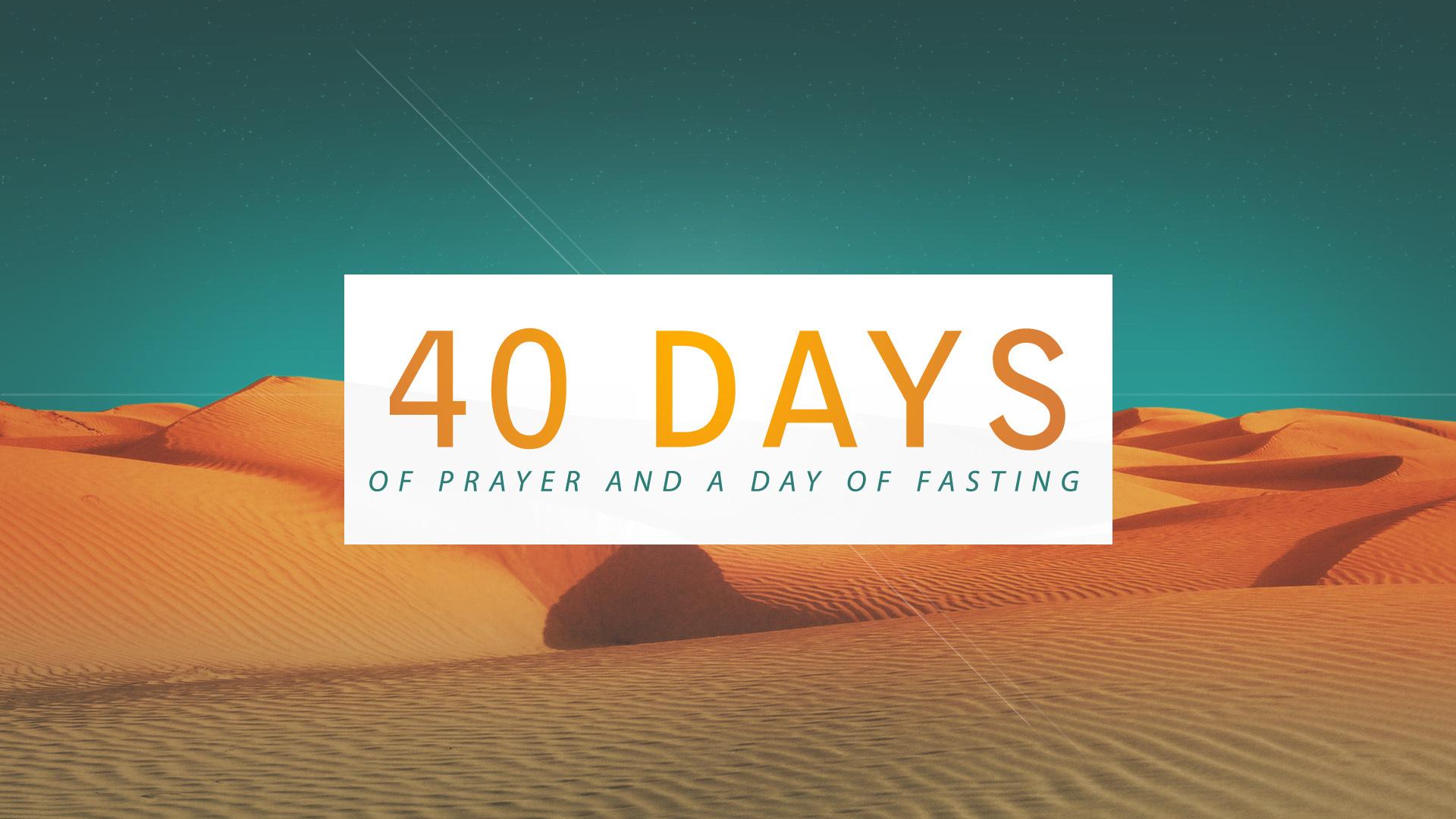 Corporate Prayer Guide Day 33