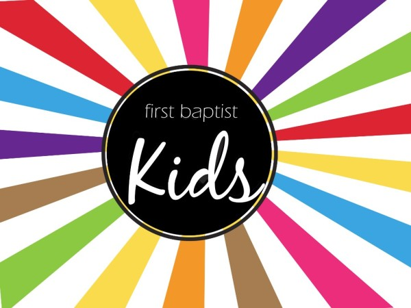 First Baptist Kids