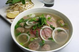 Pho Noodles Soup