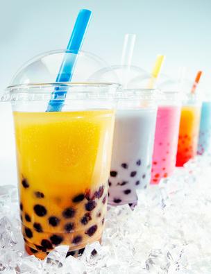 Boba Tea Drinks
