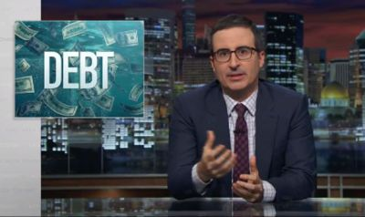 Last Week Tonight With John Oliver: Debt Buyers (HBO)