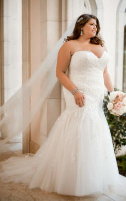 Every Body Every Bride - Beautiful Gowns For Every Body Type & Size