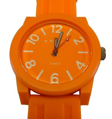 Neon Orange Volt