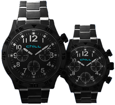 Black Bolt Chrono