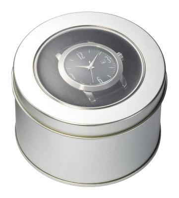 Round Window Tin