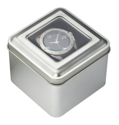 Square Window Tin