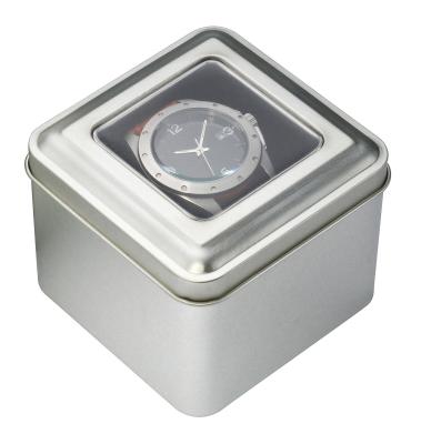 Square Window Tin