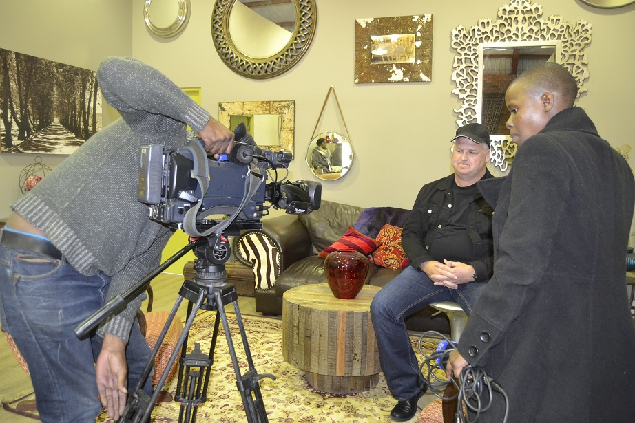 My Interview with Morning Live on SABC 2 ...