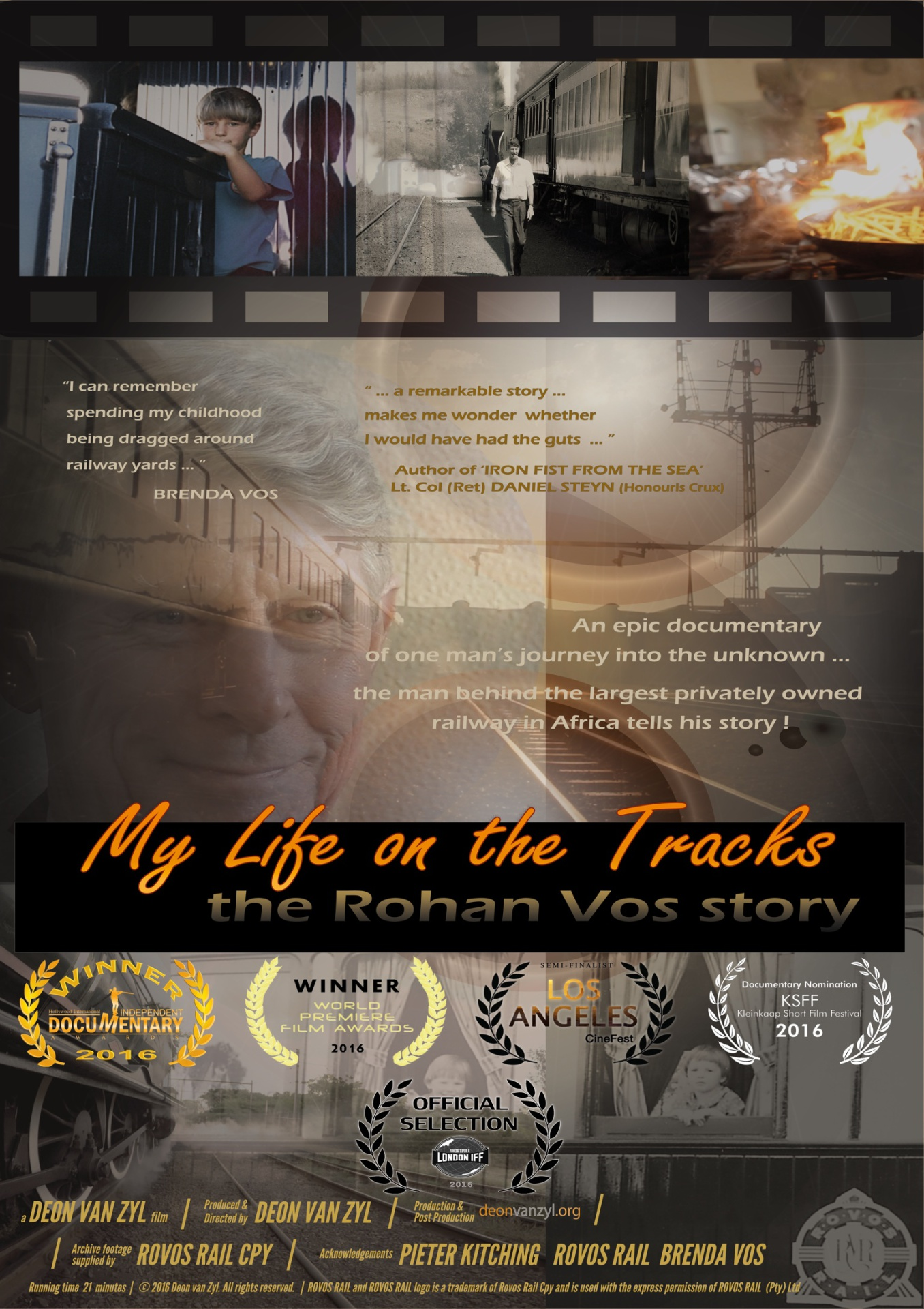 Documentary Film Poster