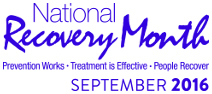 Recovery Month link