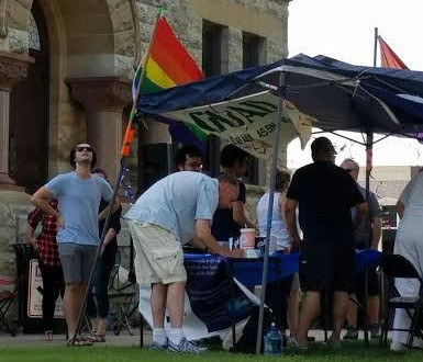Denton Pride 2016, Events,
