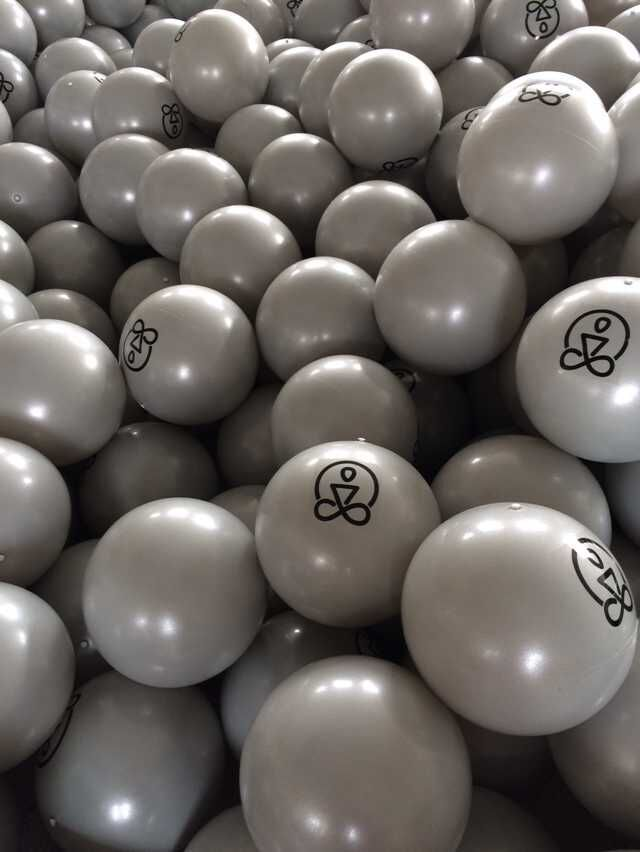 the work in coreballs