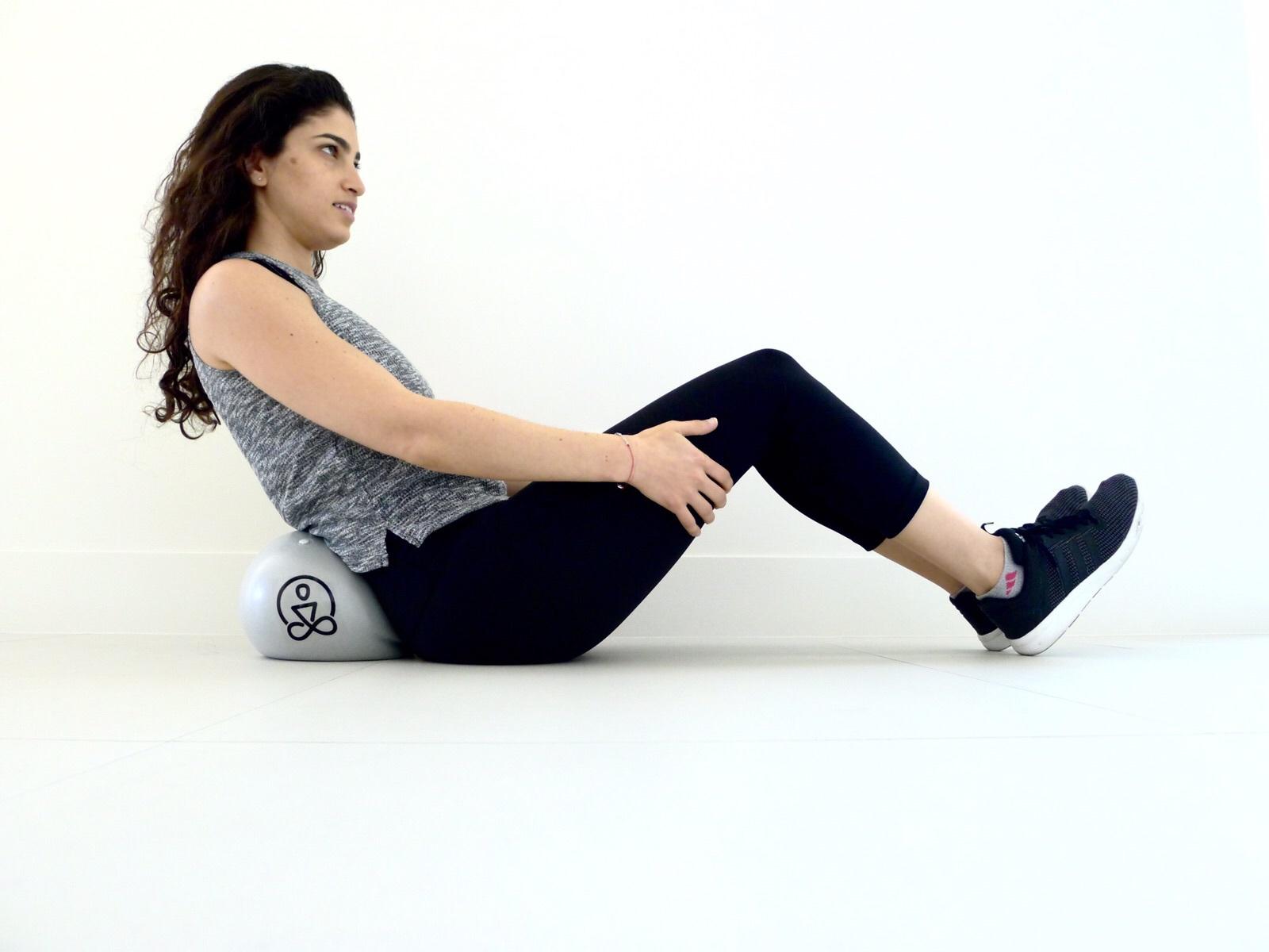 Coreball exercise image