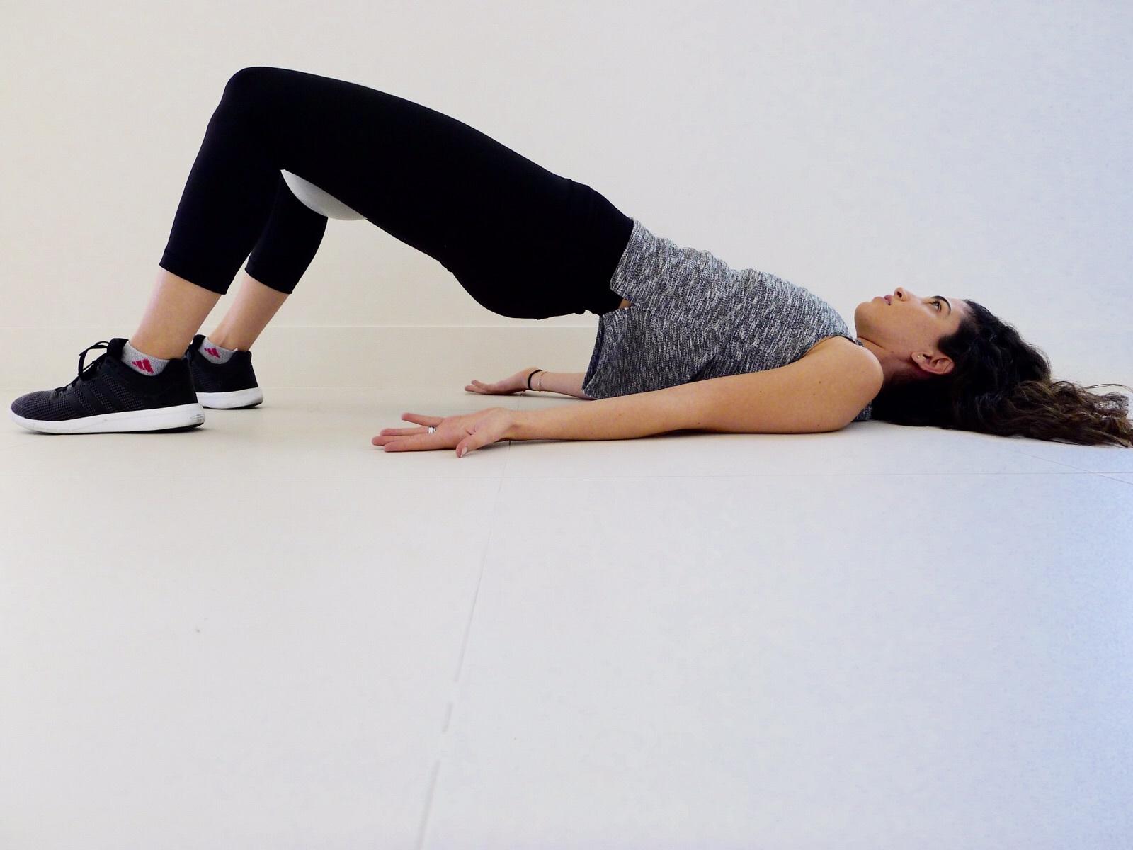coreball exercises