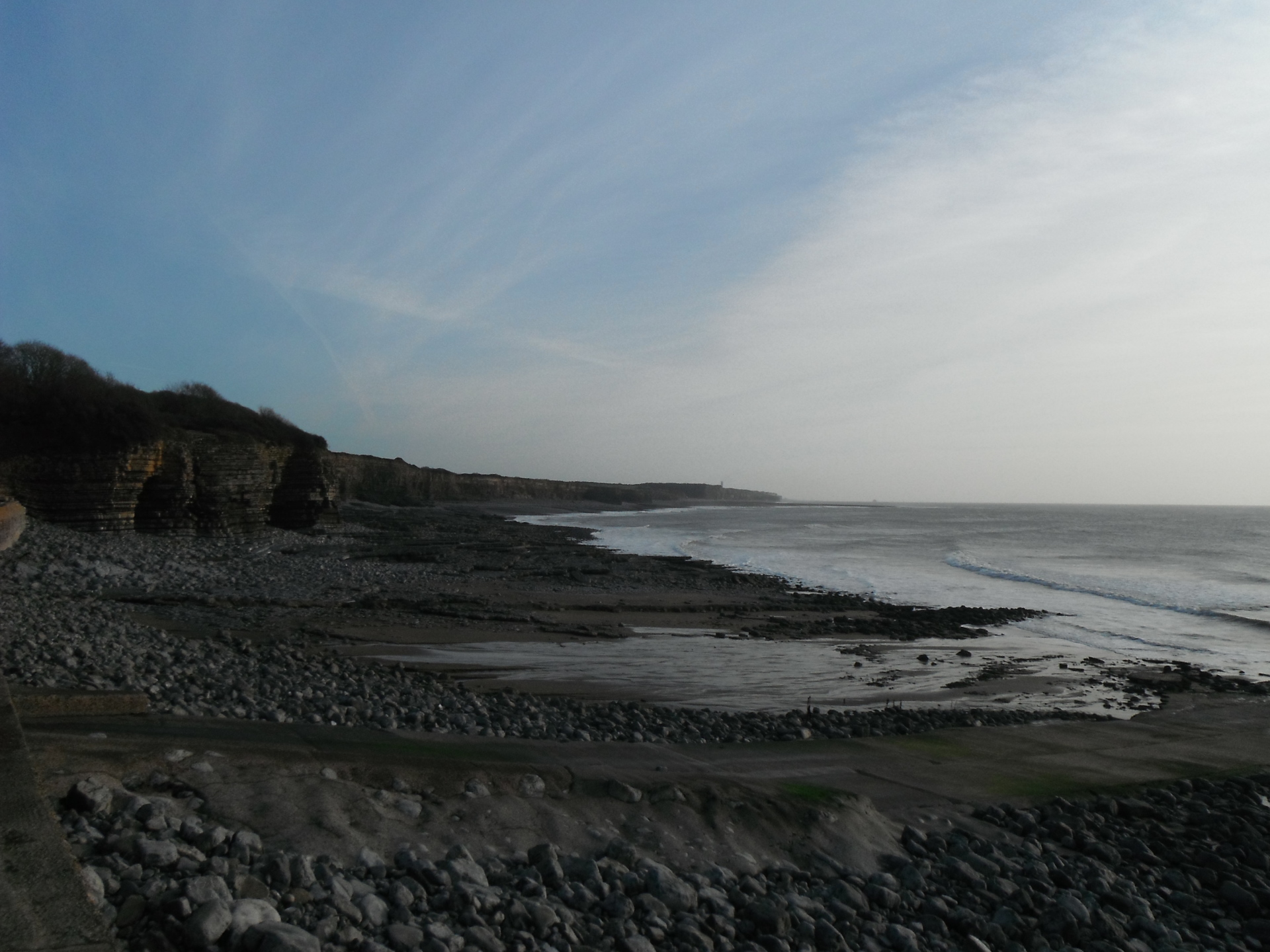 Boxing Day on the Glamorganshire Coast