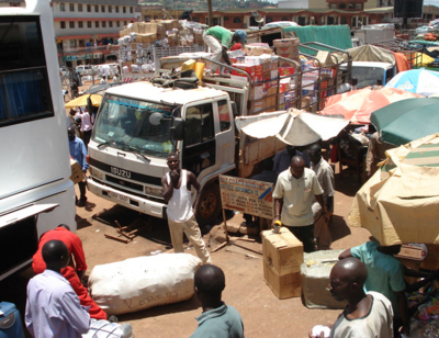 Moving Africa's goods regionally and globally