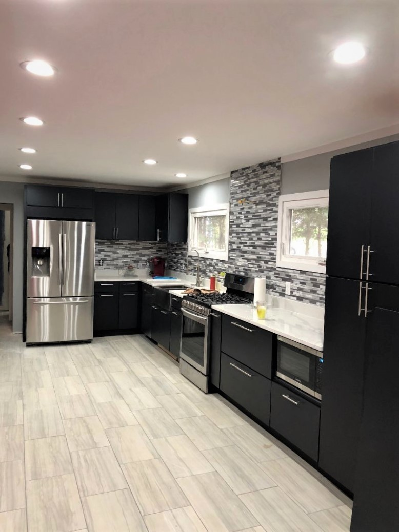 Singapore Charcoal cabinets from UpSpacing (Johnson City, TN)