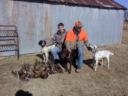 NCK Outfitters Guided Hunt