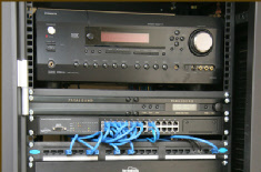 Rack Mounted A/V Receiver