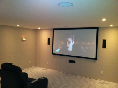 Adaptive Power - Home Theater