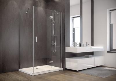 Prostokątna kabina prysznicowa uniwersalnym rozwiązaniem
