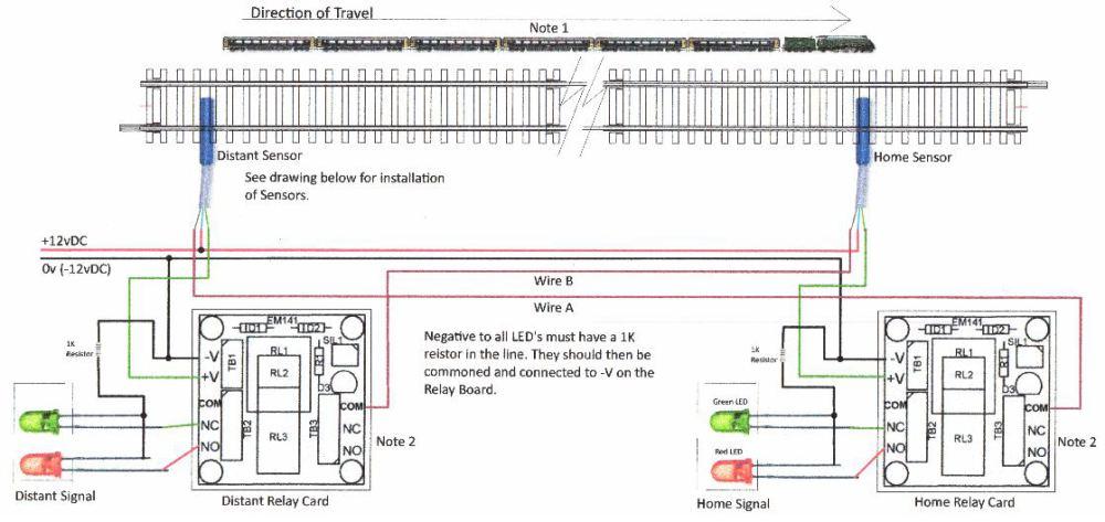Automatic 2 Aspect Signal Control