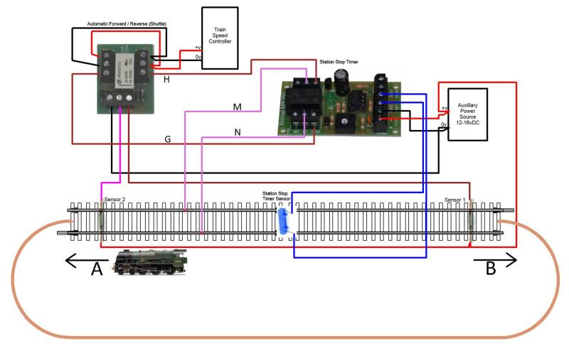 Momentary Switch Circuit Diagram Teamed With Latching Relay