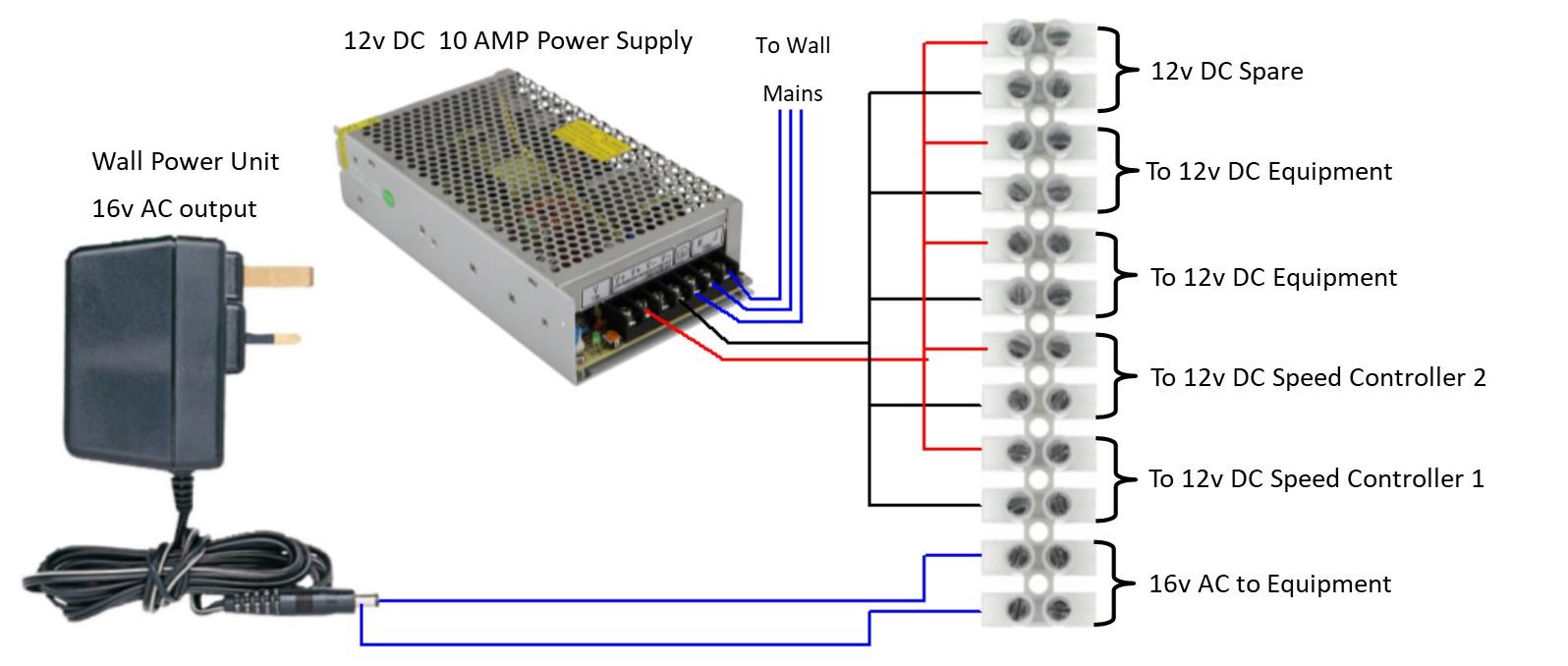 Modelrailroadtrackcontrolsignal Controlcircuit Circuit
