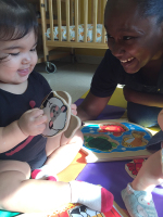 Infant sensory, social and motor skills