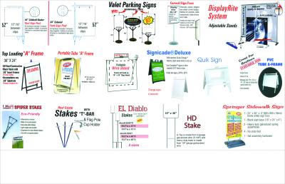 Display Signs