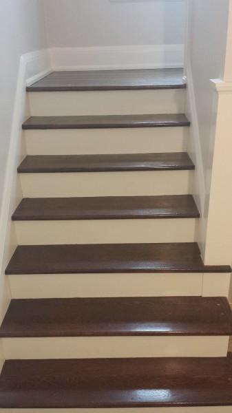 1920's circa Staircase