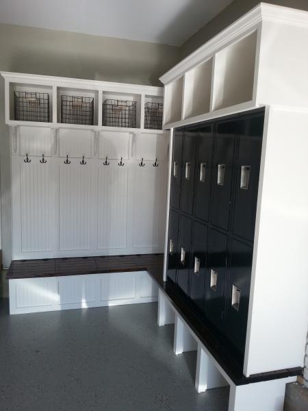 Garage Builtin