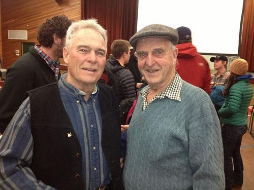 Dave Aiken and Leo Grillmair