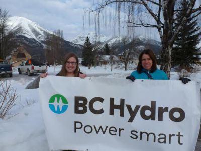 BC Hydro Donation