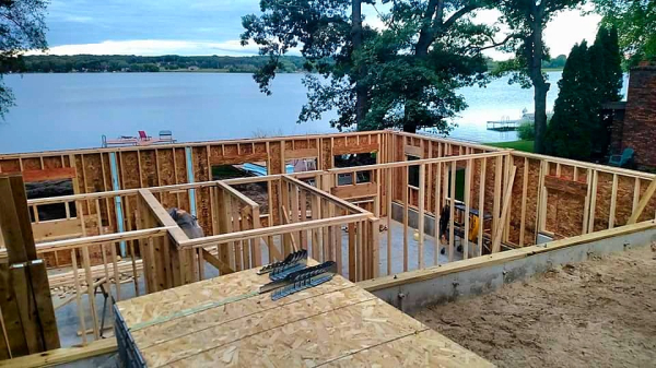 New Construction, Wisconsin